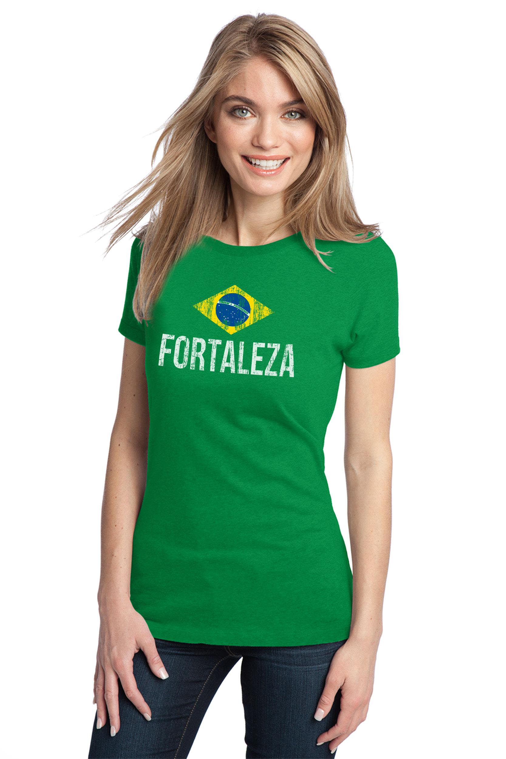 Fortaleza woman