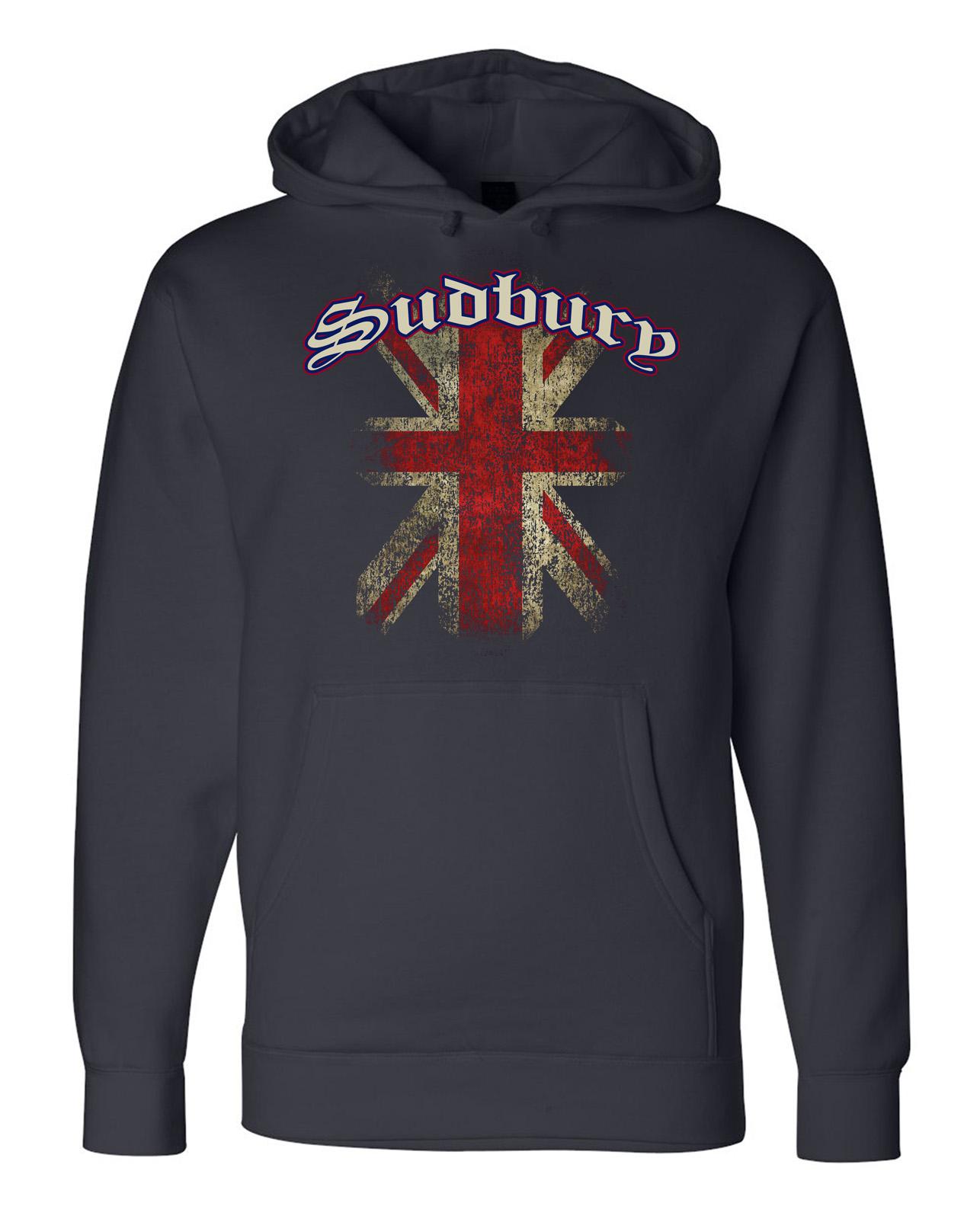 Sudbury United Kingdom  city photo : SUDBURY ENGLAND Unisex Fleece Sweatshirt United Kingdom UK English ...