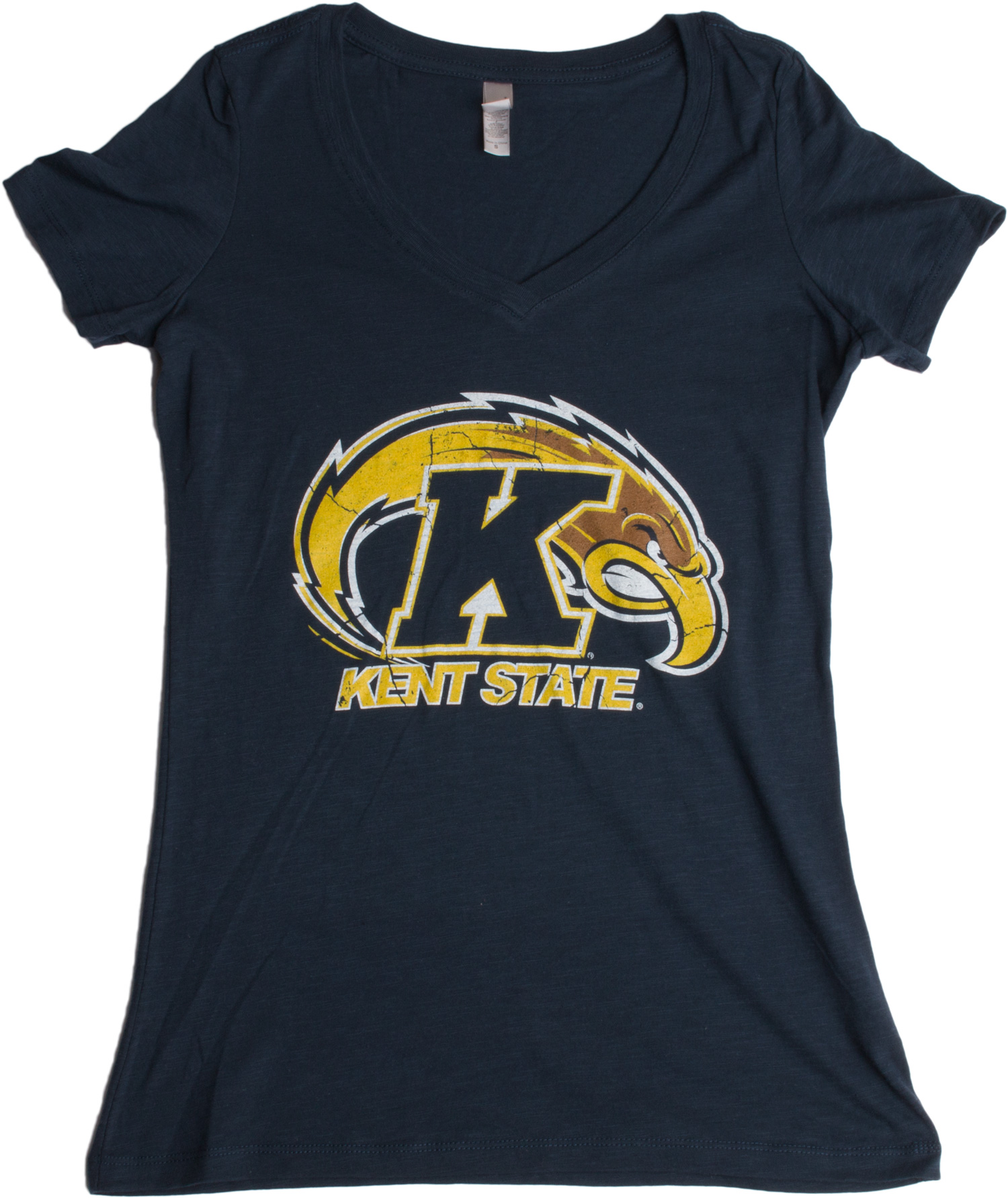 kent state university ksu golden flashes vintage style